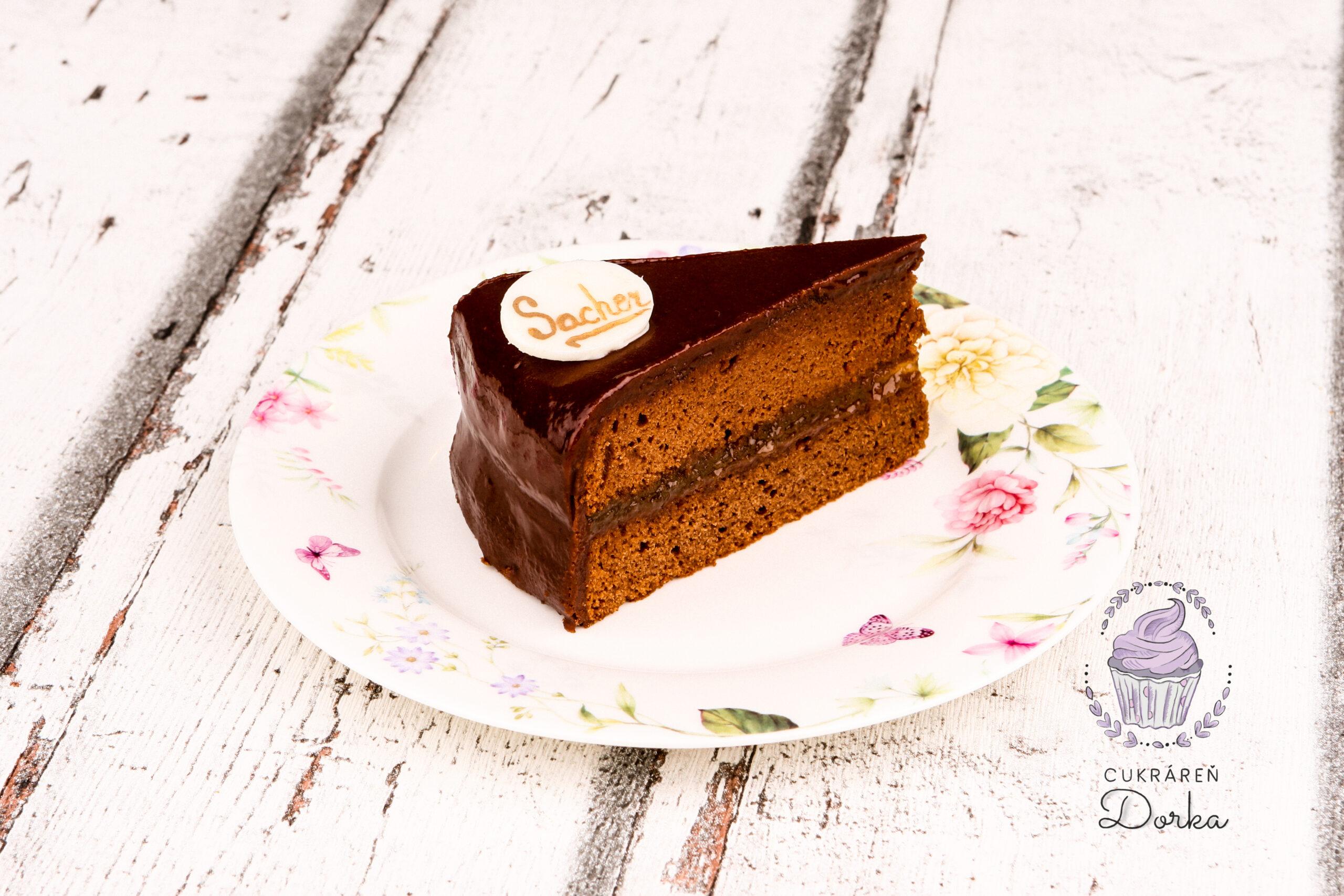 Sacher torta rez