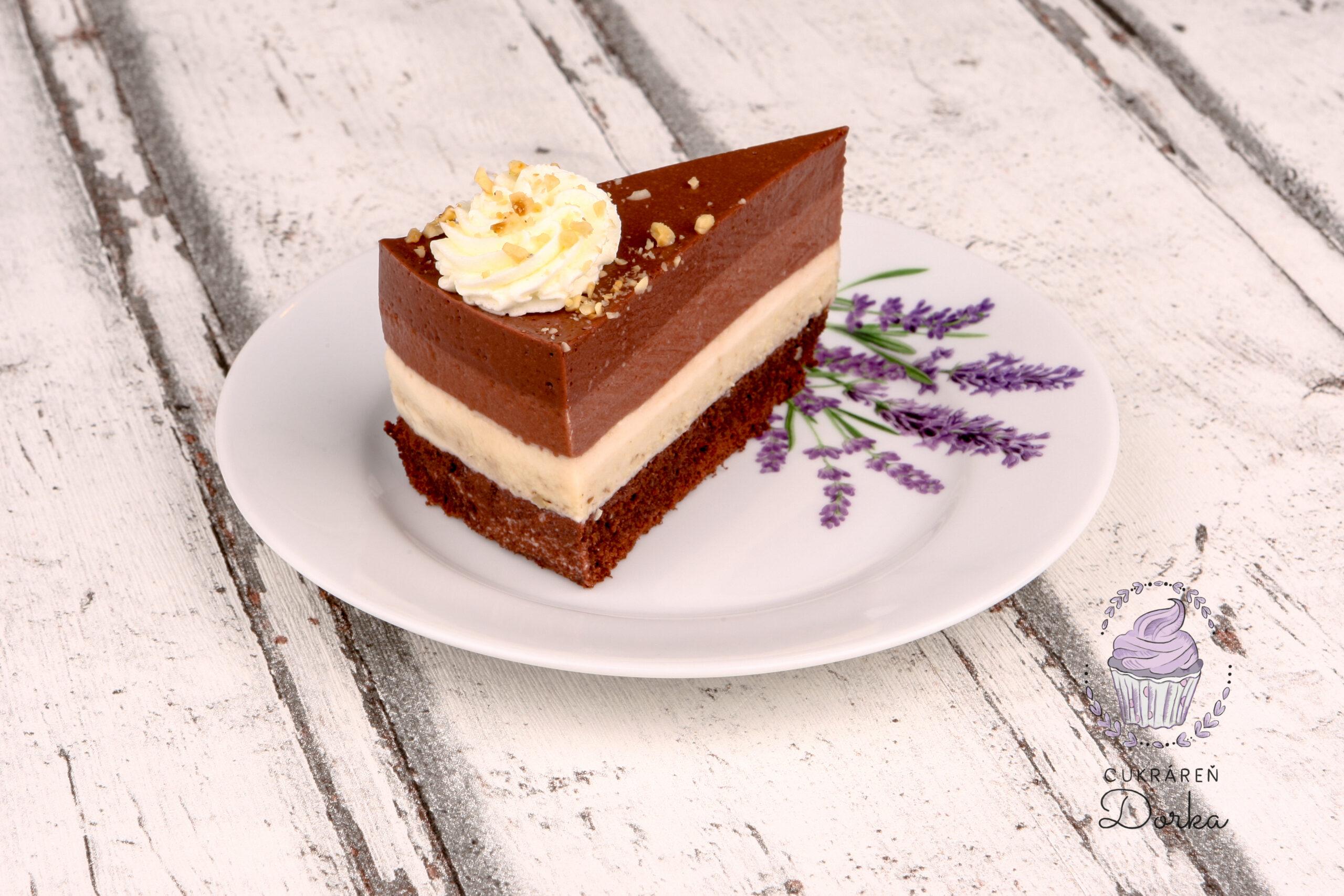 Slovan torta rez